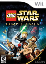 Lego Star Wars: The Complete Saga (Complete)