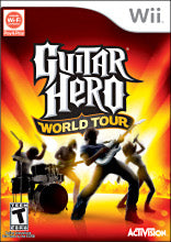 Guitar Hero: World Tour (Complete Game Only)