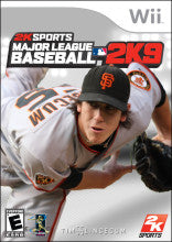 Major League Baseball 2K9 (Complete)