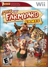 Party Pigs: Farmyard Games (Complete)