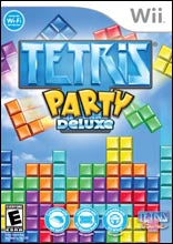 Tetris Party Deluxe (Complete)
