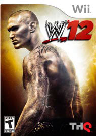 WWE '12 (No Manual)