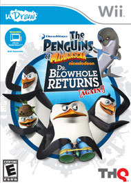 uDraw: The Penguins of Madagascar - Dr. Blowhole Returns (Complete)