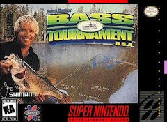 Bass Tournament USA (Cartridge Only)