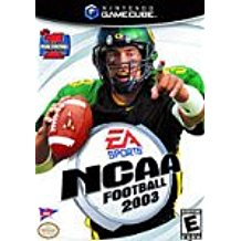 NCAA Football 2003 (Disc Only)