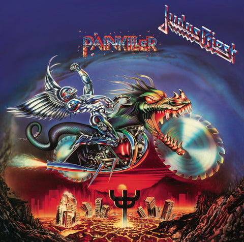 Judas Priest - Painkiller (New)