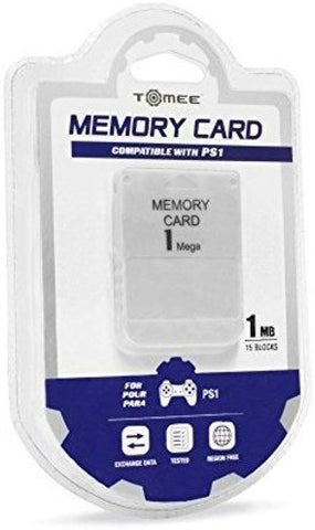PS1 Memory Card (New)
