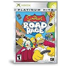 The Simpsons: Road Rage (Complete)