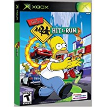 The Simpsons: Hit and Run (Disc Only)