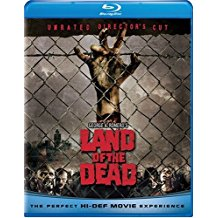 Land of the Dead (Unrated Director's Cut/Blu-Ray)