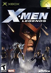 X-Men: Legends (Complete)