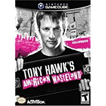 Tony Hawk's American Wasteland (No Manual)