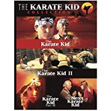 The Karate Kid / The Karate Kid 2 / The Karate Kid 3 / The Next Karate Kid