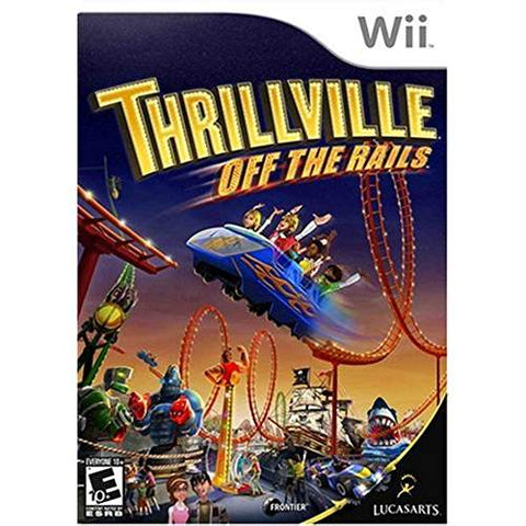 Thrillville: Off the Rails (Complete)