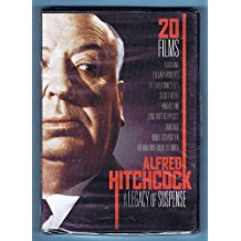 Alfred Hitchcock: A Legacy of Suspense 20 Film Collection