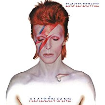 David Bowie - Aladdin Sane (Used)