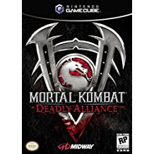 Mortal Kombat: Deadly Alliance (Disc Only)