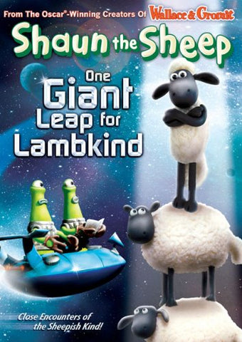Shaun the Sheep: One Giant Leap for Lambkind