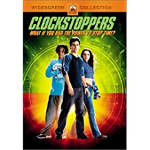 Clockstoppers (Widescreen)