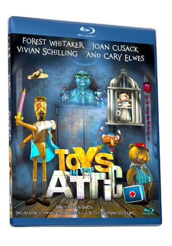 Toys in the Attic (Blu-Ray)