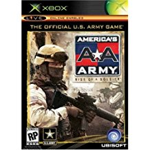 America's Army: Rise of a Soldier (No Manual)