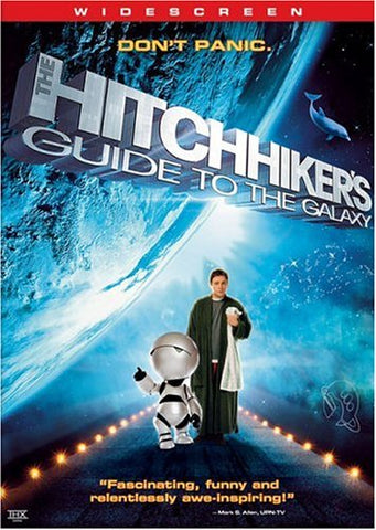 The Hitchhiker's Guide to the Galaxy (Widescreen)