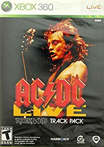 AC/DC Live: Rock Band Track Pack (Complete Game Only)