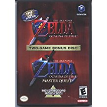 The Legend Of Zelda: Master Quest (Disc Only)