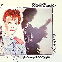 David Bowie - Scary Monsters (Used)