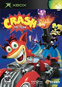 Crash: Tag Team Racing (Complete)