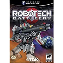 Robotech: Battlecry (Disc Only)