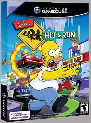 The Simpson's: Hit and Run (No Manual)