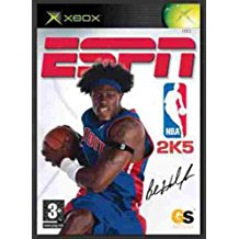 ESPN NBA 2K5 (No Manual)