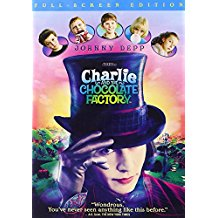 Charlie and the Chocolate Factory (Fullscreen/Brand New)