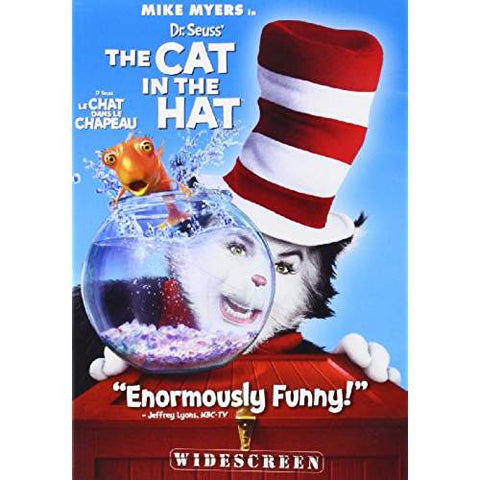 The Cat in the Hat (Widescreen)