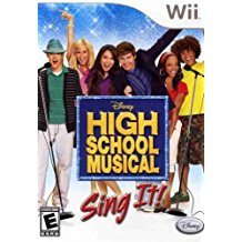 High School Musical: Sing It (Game Only)