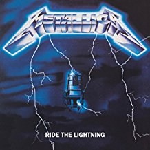 Metallica - Ride the Lightning