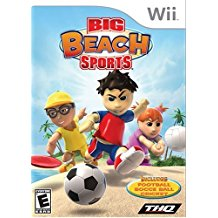 Big Beach Sports (Disc Only)