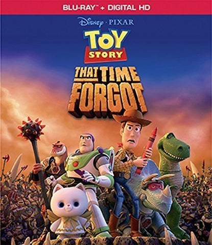 Toy Story: That Time Forgot (Blu-Ray)