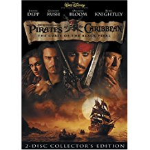 Pirates of the Caribbean: The Curse of the Black Pearl (2 Disc Collector's Edition)