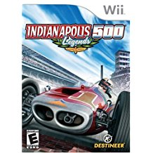 Indianapolis 500: Legends (Disc Only)