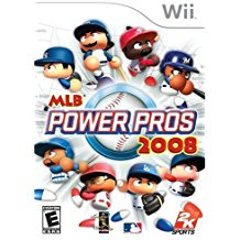 MLB Power Pros 2008 (No Manual)