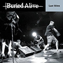 Buried Alive - Last Rites (New)