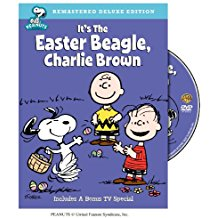 It's the Easter Beagle Charlie Brown (Brand New)