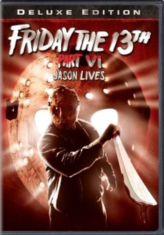 Friday the 13th Part 6: Jason Lives (Deluxe Edition)