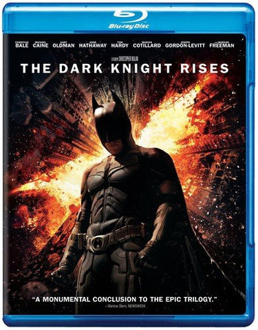 The Dark Knight Rises (Blu-Ray/DVD)