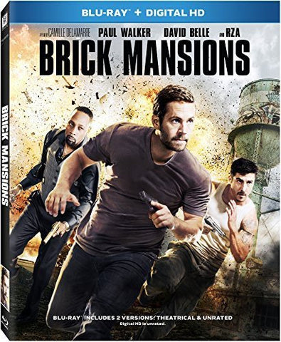 Brick Mansions (Blu-Ray)