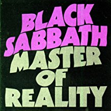 Black Sabbath - Master of Reality (New)