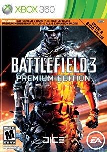 Battlefield 3: Premium Edition (No Manual)