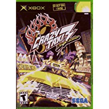 Crazy Taxi 3: High Roller (No Manual)